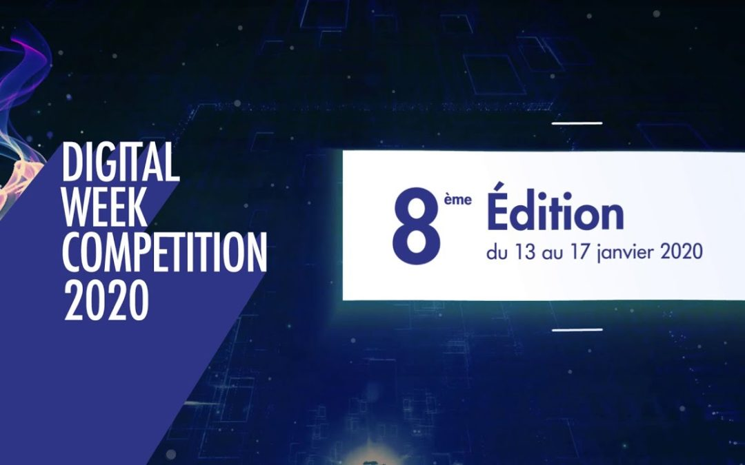 ESSEC Digital Week Competition 2020